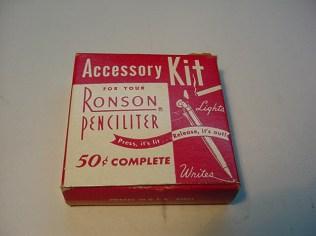 Penicilighter repair kit