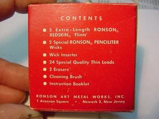 Pencilighter repair kit