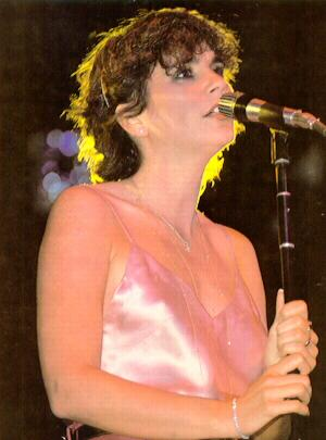 Linda Ronstadt Pirate Queen