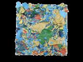 untitled IV acrylic on cotton 50x50cm