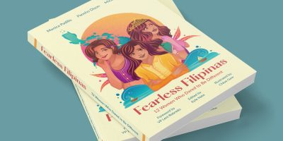 Fearless Filipinas book