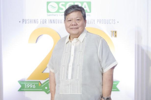 Photo of SCPA Founder Renato Sio