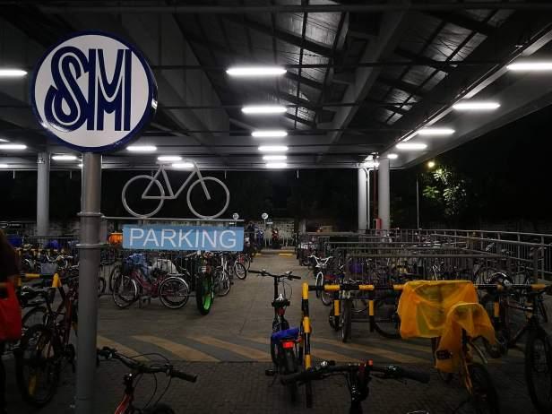 SM East Ortigas Bike Rack