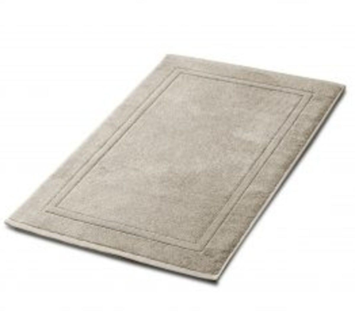 tapis de bain luxe ficelle coton 1000gr m neiperhome