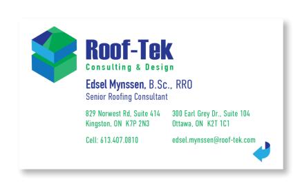 edsel-mynssen-roof-tek-business-card