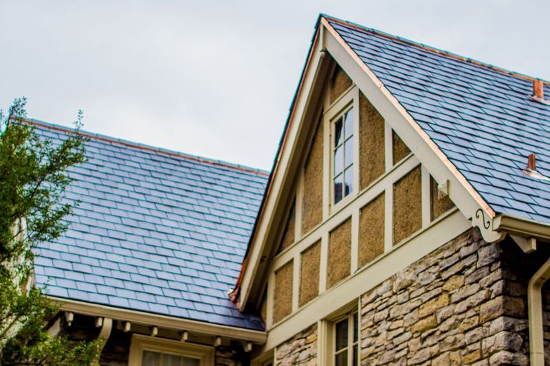 Slate Roofing Contractor, Trinity Presbyterian Church