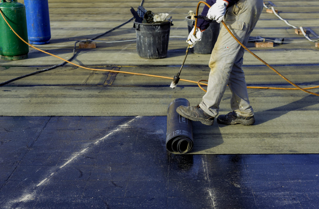 Where To Find Flat Roofing Material