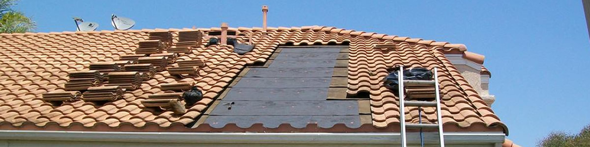 tile re roof replacement Valley 36872