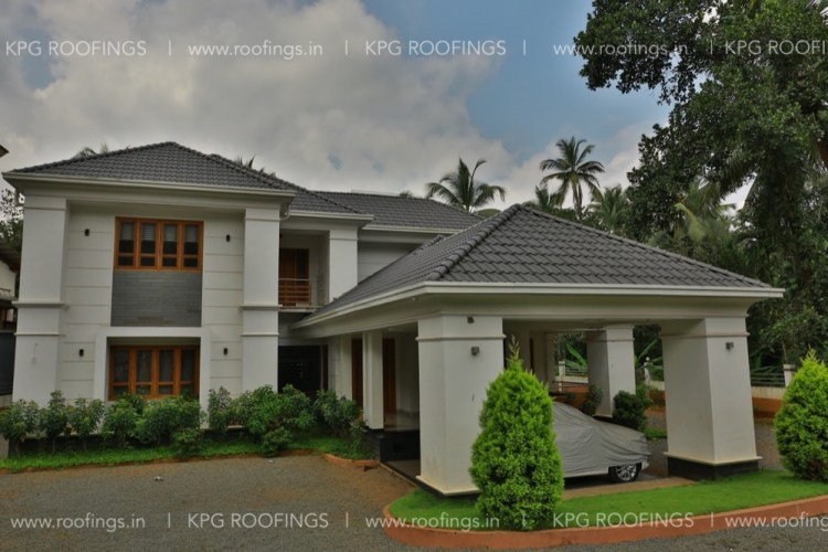 Flat Roof Vs Sloped Roof In Kerala India Roofings Blog