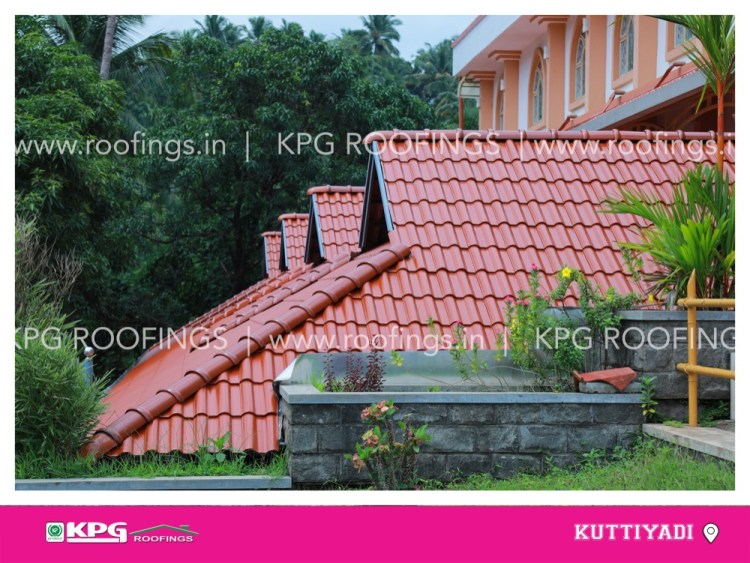 teracotta normal roof tile sa roofing tile colour