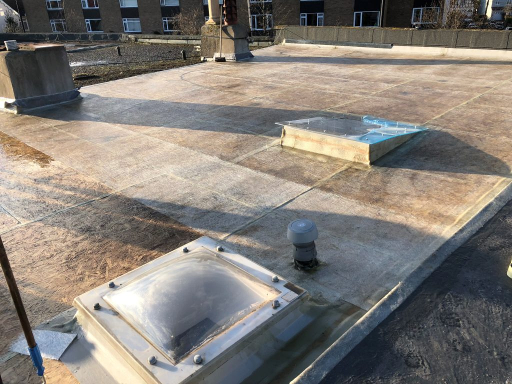 Flat Roofing 5 Roofing Solutions Sw Ltd South West
