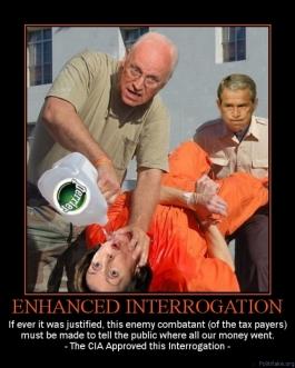 Dick Cheney & Water-Boarding (1/2)