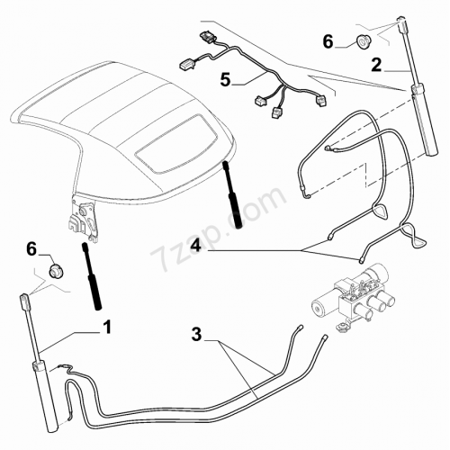 small resolution of alfa romeo spider engine assembly diagram