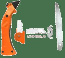 Cutter Multifunctional Aluminiu / L[mm]: 150; B[mm]: 18