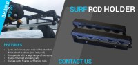 Surf Rod Holder | Roof Rack World