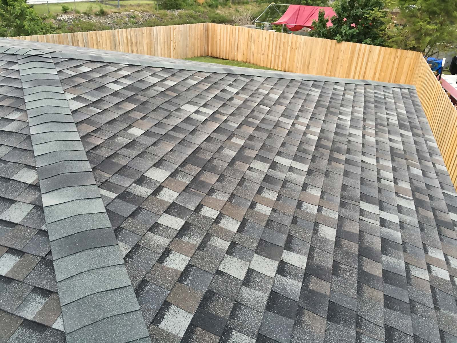 Tamko Heritage Dimensional Shingle In West Miami Roof