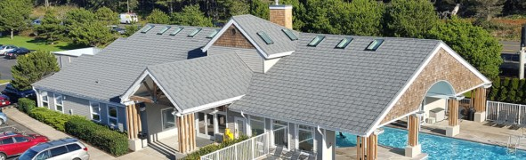 SteelROCK Commercial Resort Roofing
