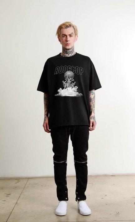 Oversize T-Shirt Atlas Titan