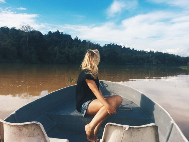 Solo_female_travel_personal_travelblog_Sukau_borneo