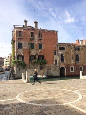 little square infront of the Scuola Grande Della Misericordia Spa