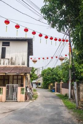 The neighbourhood of Apa Kaba guesthouse