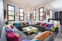 Colorful Apartment Decorating Ideas For Raise Your Spirit ...