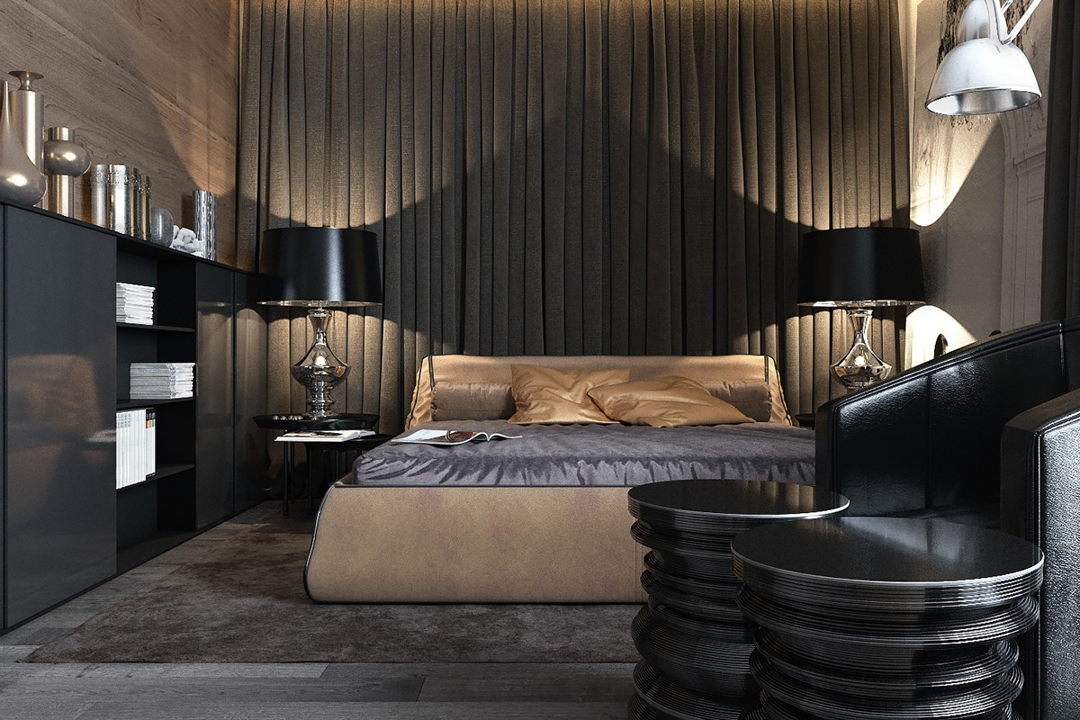 3 Contemporary Bedroom Designs Demonstrate A Perfect And