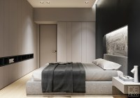 Modern Apartment Design Ideas With The Soft And Sleek ...