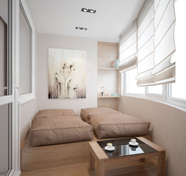 Modern And Stylish Apartment Interior Design Pavel