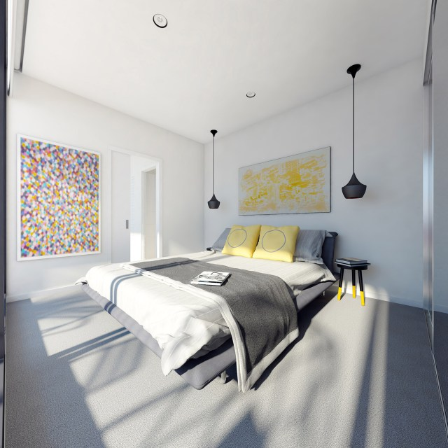 10 Modern Master Bedroom Color Ideas Suitable For Your ...