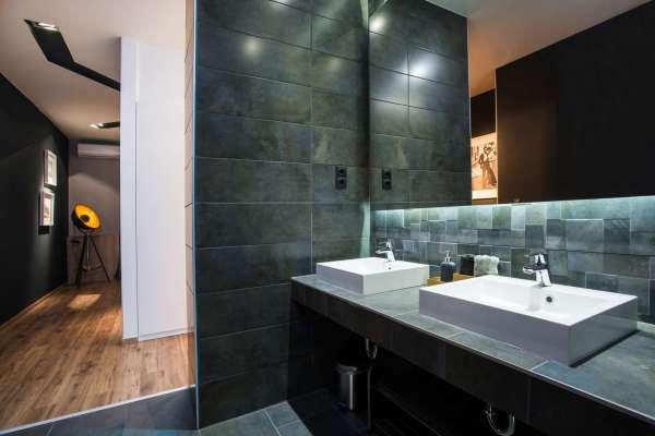 Masculine Bathroom Design Ideas