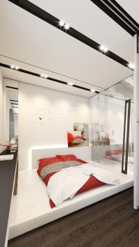 3 Contemporary Bedroom Themes With Beautiful Wardrobe ...