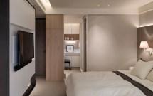 Upstairs Loft Apartment Bedroom