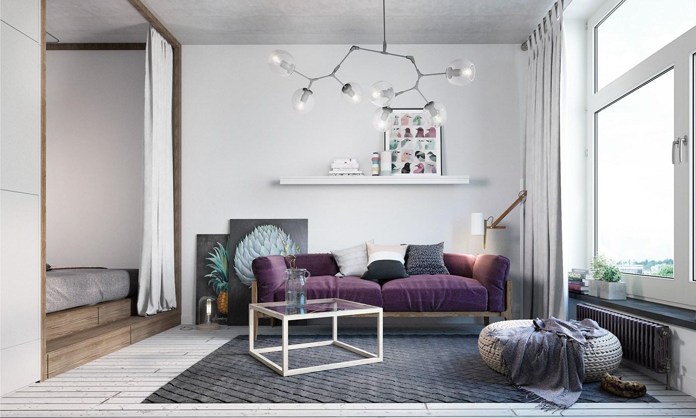 Unique Apartment Decorating