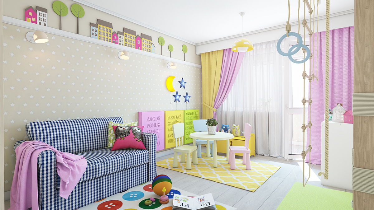 Types Of Kids Room Decorating Ideas And Inspiration For