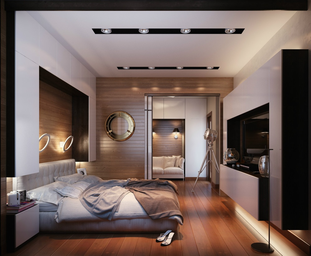 2 Concepts of Studio Apartment Decorating Which Makes Elegant and Modern  RooHome
