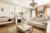 Beautiful French Living Room Style Design Ideas - RooHome ...