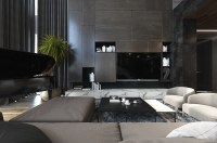 8 Living Room Interior Designs and Layout with Dramatic ...