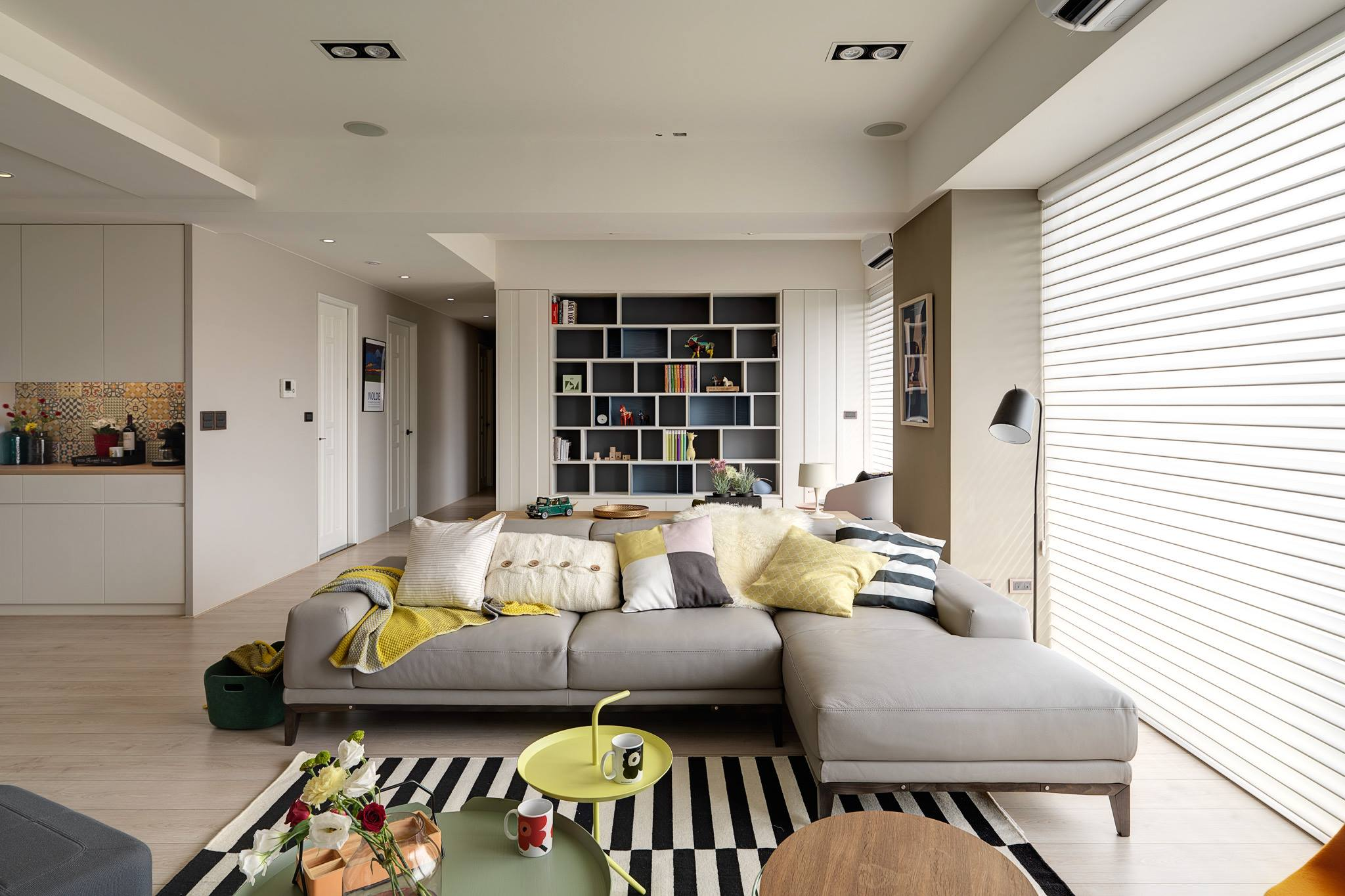 Nordic Living Room Designs Ideas by Nordico  RooHome