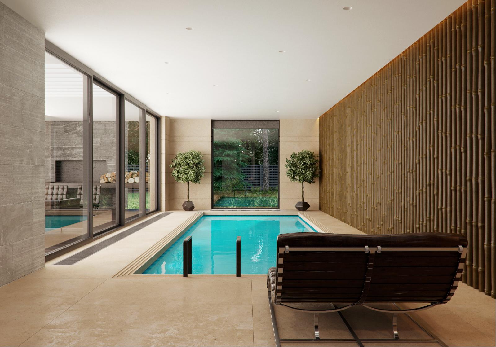 Modern House Interior Design Ideas With Elegant Indoor