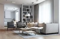 Minimalist Idea Brings Coziness Inside Your Living Room ...