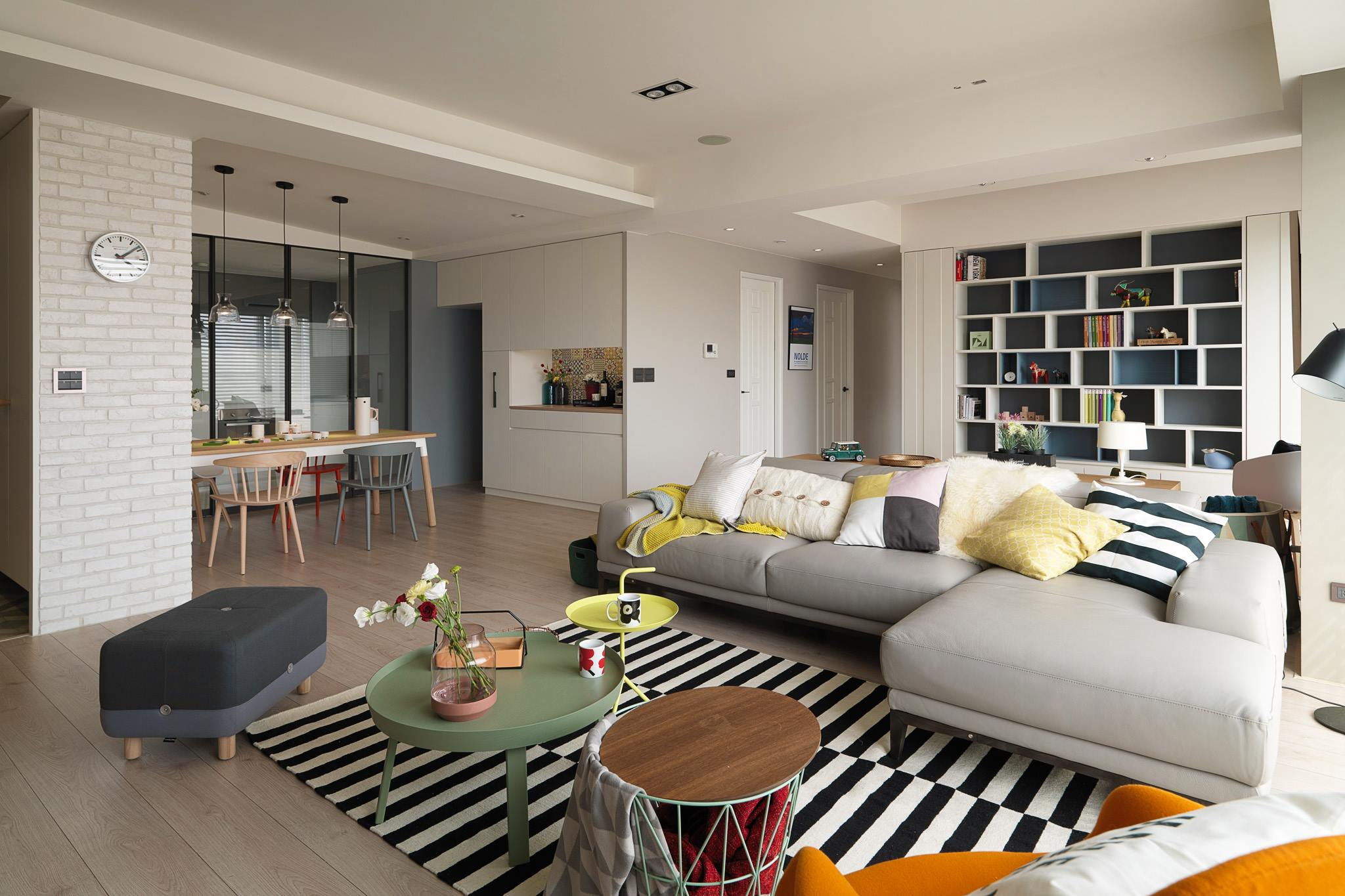 Nordic Living Room Designs Ideas by Nordico  RooHome