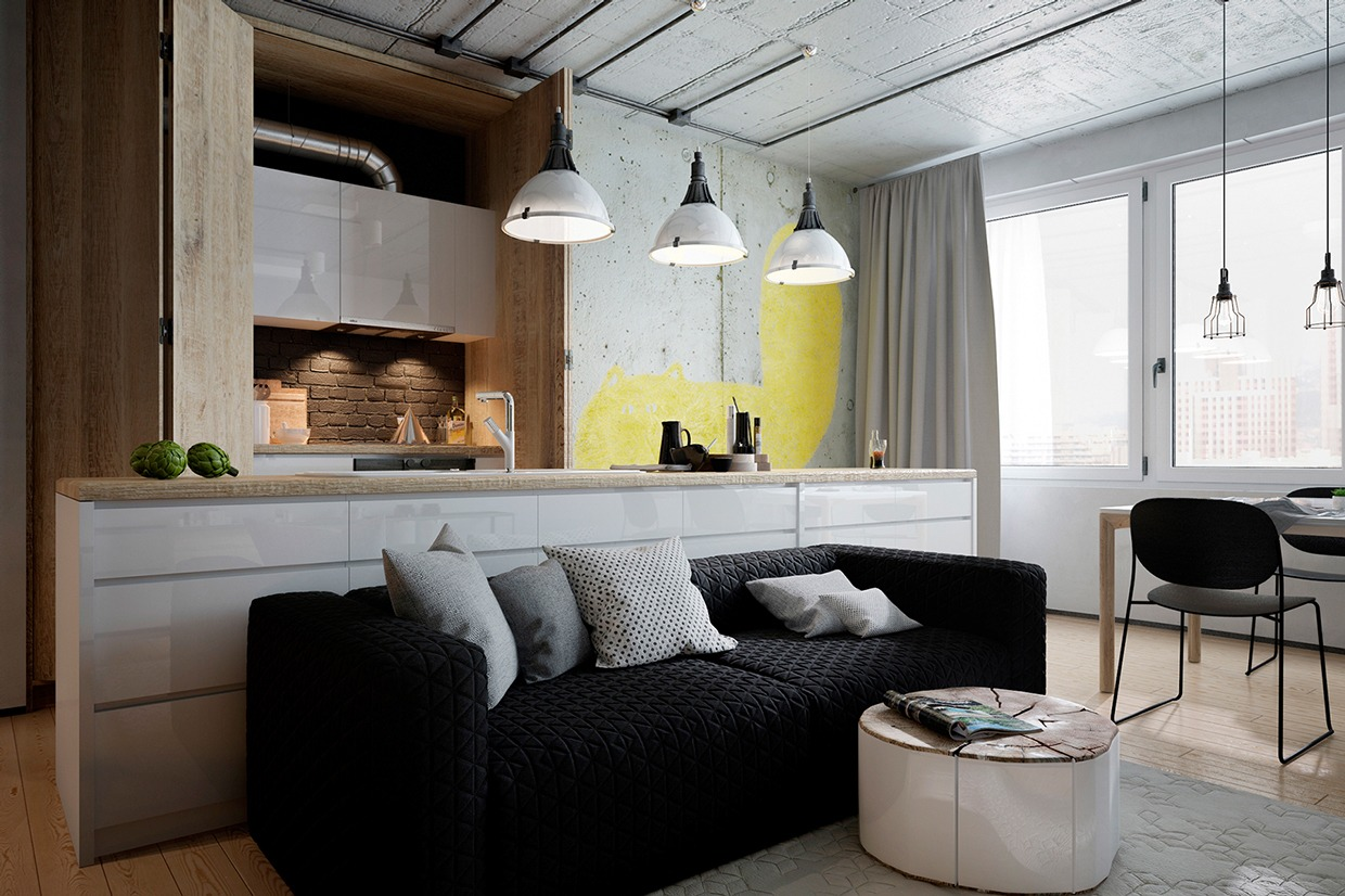 Great Ideas How To Arrange a Trendy Home Design With Modern and Minimalist Interior Concept
