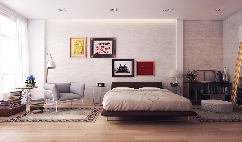 Variety of Minimalist Bedroom Designs Look So Trendy With