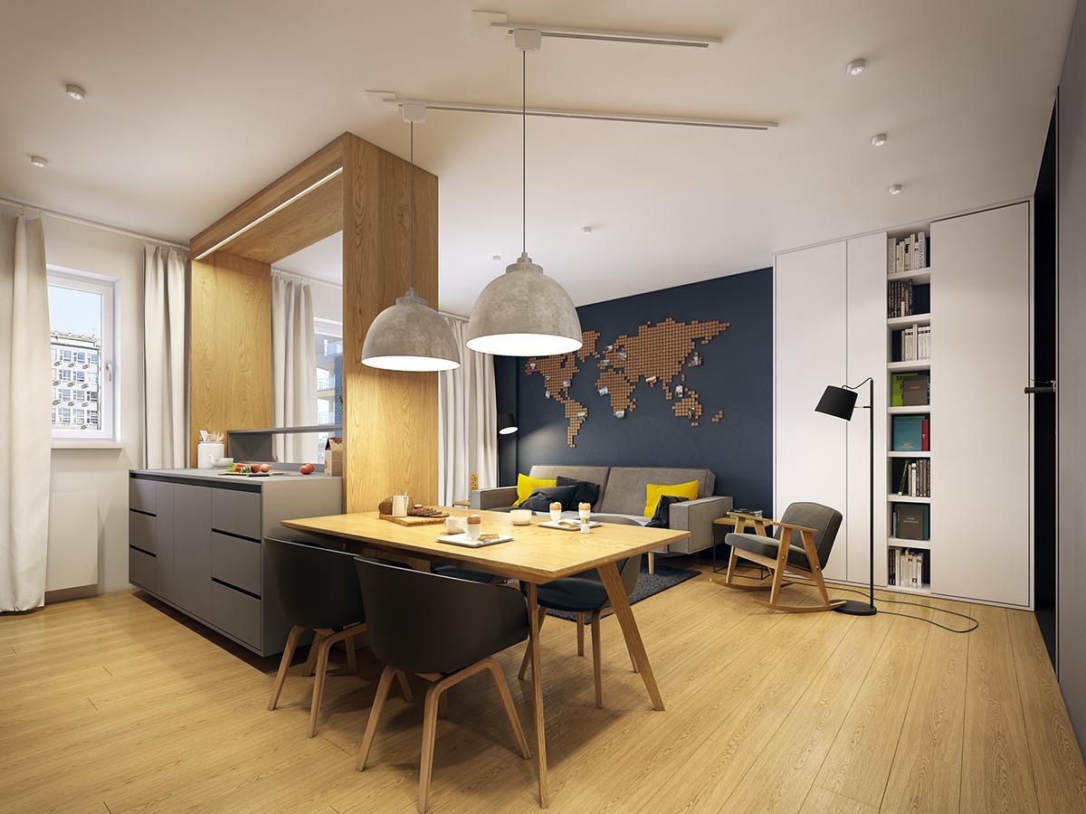 table cuisine moderne design