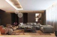 Large Living Room Decorating Ideas Brings A Modern And ...