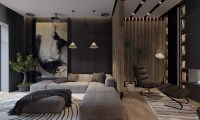 3 Small Modern Living Room Designs Completed With