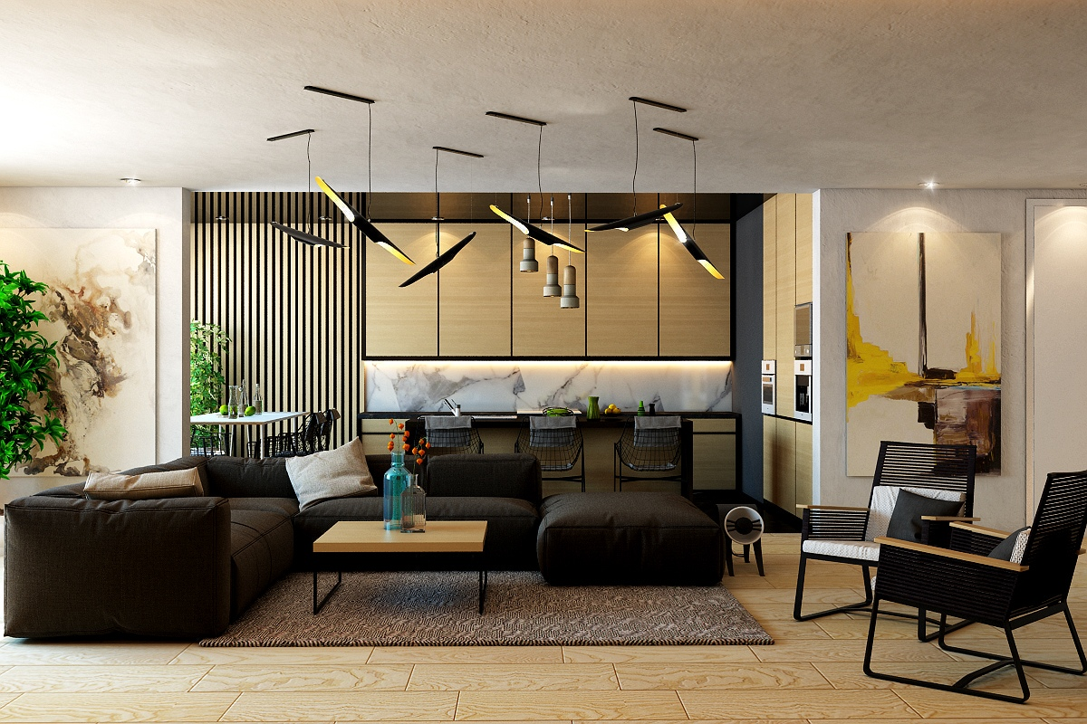 Modern and Luxury Living Room Designs Look So Outstanding