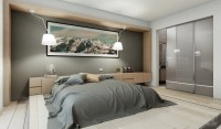 A Variety of Gorgeous Bedroom Designs With Trendy Wooden ...