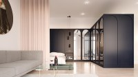Minimalist Apartment Interior Design Combines A Simple ...